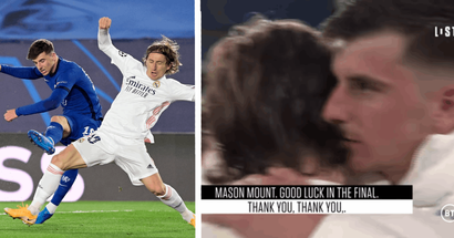 'He has always been a player I have looked up to': Mount reveals he idolised Modric, explains how he uses it to his advantage