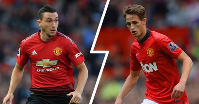 'Darmian, McNair and Januzaj could still be playing: Man United fans' prediction from 5 years ago goes hilariously wrong