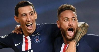 Neymar y Di María pueden llegar a tiempo para la vuelta ante el Barça en Champions