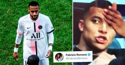 Desvelan la palabra exacta que Mbappé usó contra Neymar al no pasarle el balón