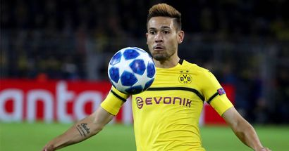 Barca reportedly interested in summer move for Dortmund's €25m-rated left-back Guerreiro