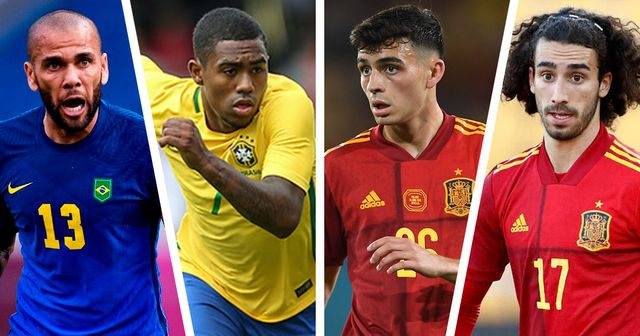 8 players Barcelona could look at in Olympics final