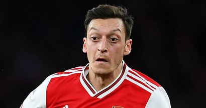 Mesut Ozil ready to waive part of salary Arsenal due to pay him until summer to secure January move to Fenerbahce (reliability: 5 stars)