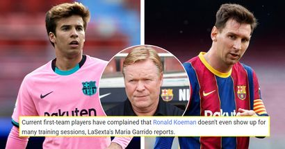 Rating each of Koeman's 10 'commandments' for new-look Barca from 2020