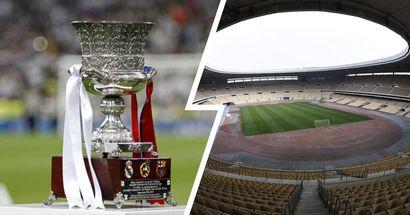 El País: La Supercopa de España se jugará en Andalucía
