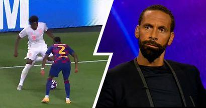 Ferdinand: Davies hat die Karriere von Semedo zerstört
