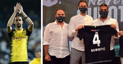 Ex-Dortmunder Neven Subotic verlässt erneut die Bundesliga