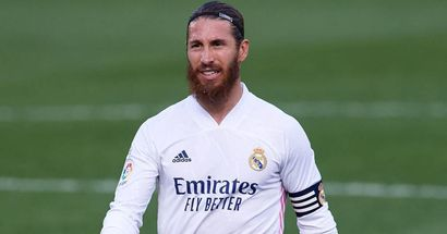 United 'among four clubs' in the race to sign Sergio Ramos (reliability: 4 stars)