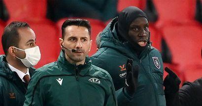 L'UEFA sanctionne le 4e arbitre du match du PSG vs Basaksehir jusqu'à la fin de la saison
