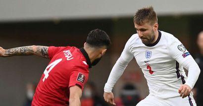 'Best left-back in the world': Luke Shaw's impressive England return broken down in stats and fan reactions