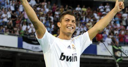 El Real Madrid lidera las participaciones en los fichajes más caros del mundo del siglo XXI