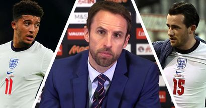 'That's what a team is about': Southgate on aftermath of leaving Chilwell and Sancho out of squad against Croatia