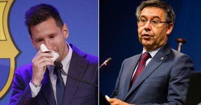 Bartomeu: 'Fue un error dejar ir a Messi. No hubiera pasado conmigo'