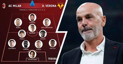 Milan vs Verona, probabili formazioni e ultime notizie: difesa rivoluzionata, chanche per Daniel Maldini dal 1'