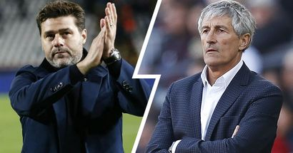 Barcelona reportedly earmark Mauricio Pochettino & 2 other coaches to potentially replace Setien