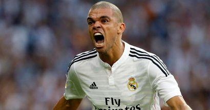Pepe révèle le club dans lequel il aurait pu aller avant de signer pour le Real Madrid