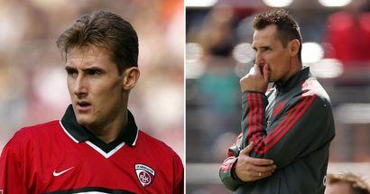 An diesem Tag vor 20 Jahren: Miroslav Klose feierte sein Bundesliga-Debüt
