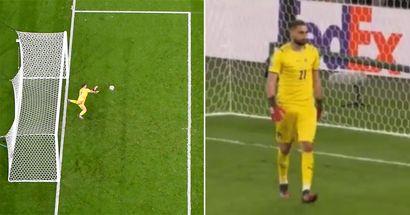 EXPLICATION: Pourquoi Donnarumma n'a pas célébré la victoire de l'Italie immédiatement après le dernier penalty