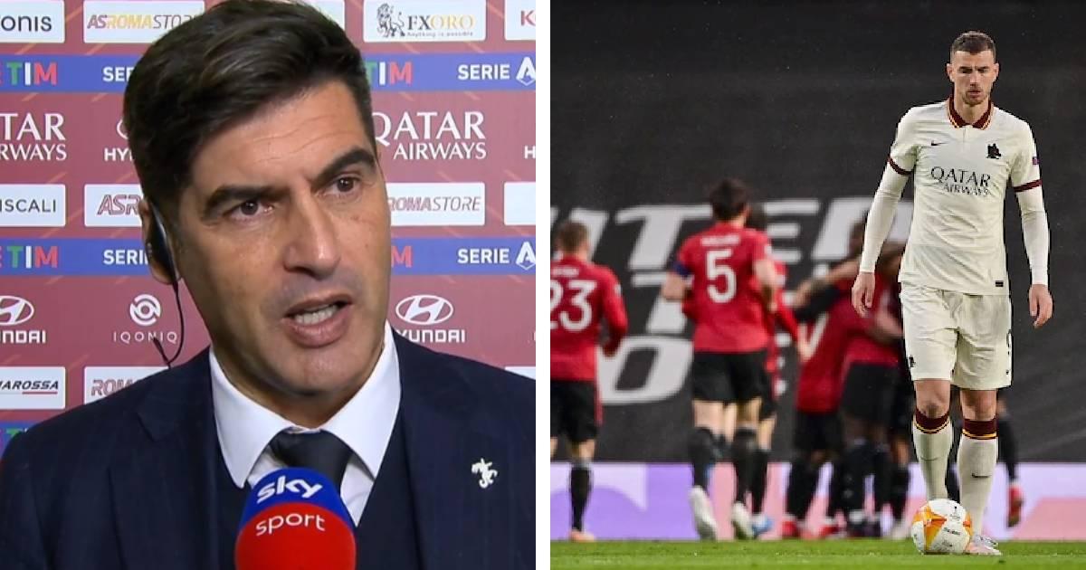 Fonseca rimpiange la strategia contro lo United all'Old Trafford? Il mister risponde chiaramente
