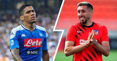 L'Atletico Madrid insiste per Allan: al Napoli è stato proposto uno scambio con Herrera