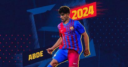 OFFICIEL: le Barça B signe le talentueux ailier Abde pour 2 millions d'euros