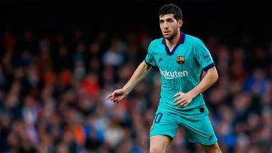 Setien hails 'spectacular' Sergi Roberto as versatile midfielder delivers MOTM performance vs Villarreal