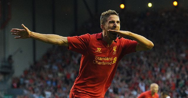'I missed England': Ex-Red Fabio Borini reveals reasons for his move to Liverpool