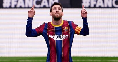 Astonishing numbers: Cadiz become 81st club Leo Messi scores against