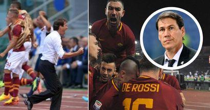 La gioia di un derby vinto e non solo: Rudi Garcia racconta i momenti più emozionanti vissuti a Roma