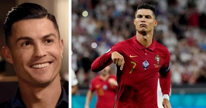 'It's not what people want, it's what I want': Ronaldo not planning to retire from international football
