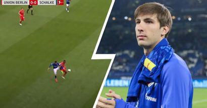Juan Miranda commet une erreur fatale alors que Schalke fait match nul 1-1 contre l'Union Berlin à l'extérieur