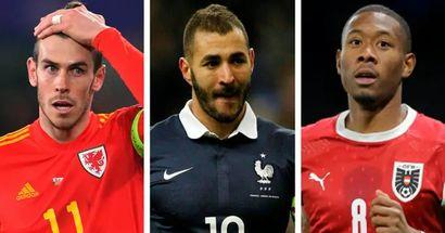 4 mejores y 2 peores jugadores del Real Madrid en junio: notas