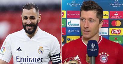 Robert Lewandowski dévoile ce qu'il aime chez Karim Benzema
