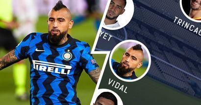 Avec Vidal au milieu et Trincao à l'attaque : à quoi pourrait ressembler le XI de l'OM la saison prochaine