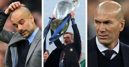 Mourinho nicht einmal in der Top-3, während Guardiola zum Trainer des Jahrhunderts ernannt wird