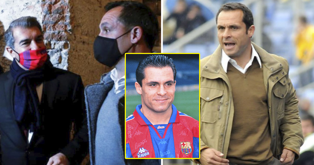 Sergi Barjuan set to replace Pimienta as Barca B coach: 3 key things to know about him