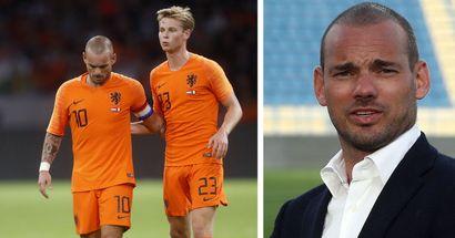 'I'm charmed by him': Netherlands legend names De Jong as his successor