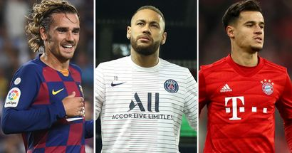 6-pack stories: PSG open to Neymar talks, Griezmann's future uncertain and 4 more big topics in Barca's community
