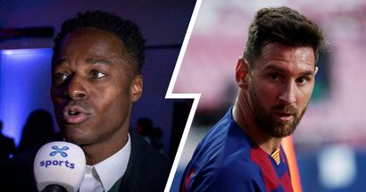 'Guardiola doesn't really need someone like Messi': Ex-Man City striker Mpenza