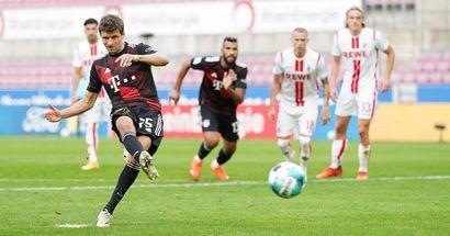 Köln-Spieler Jakobs ärgert sich über den Elfmeter: Die Entscheidung macht das Spiel kaputt