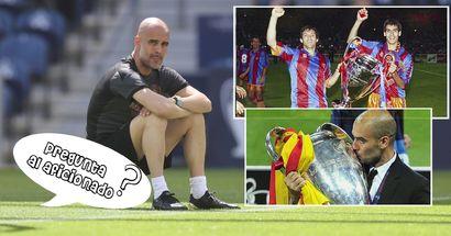¿Ganará hoy Guardiola su primera Champions fuera del Barça? Entra y comenta 👇