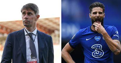 Il Milan ad un passo da Giroud: Massara ha convinto il francese a vestire rossonero