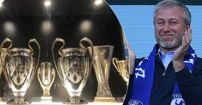 Serial winners: Chelsea's trophy record under Abramovich makes us best in England