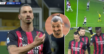 Words that led to Zlatan Ibrahimovic's bizarre red card revealed