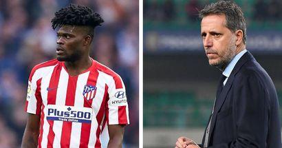 Juventus su Partey dell'Atlético Madrid, offerte 2 contropartite per abbassare il prezzo del cartellino
