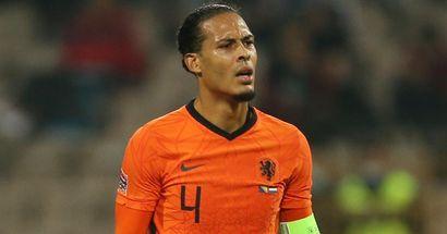Van Dijk deployed as striker in Netherlands fixture - should Klopp make a note?
