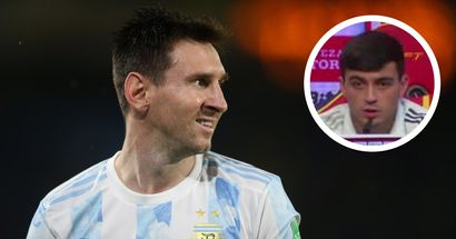 Pedri reveals whether Messi congratulated him on Euro debut