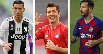 Nur Ronaldo und Messi sind vorne: Robert Lewandowskis Meilensteine in der Champions League