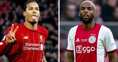 Ex-Red Babel names Van Dijk's most impressive quality