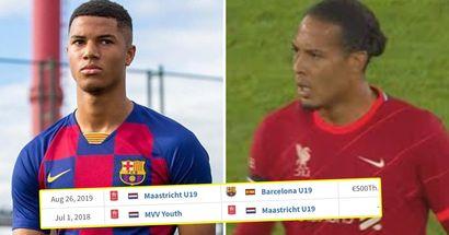 ¿Qué pasó con el 'nuevo Van Dijk' del Barça, Xavier Mbuyamba? Tú preguntaste, nosotros respondimos